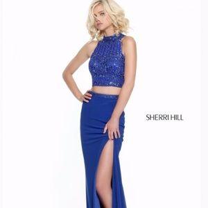 Sherri Hill Prom Dress / style # 50804